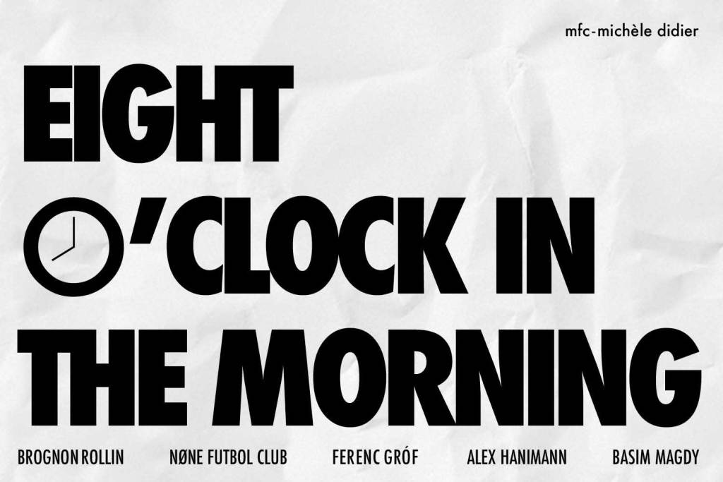 mfc eight_o_clock_in_the_morning_mfc_michele_didier_121
