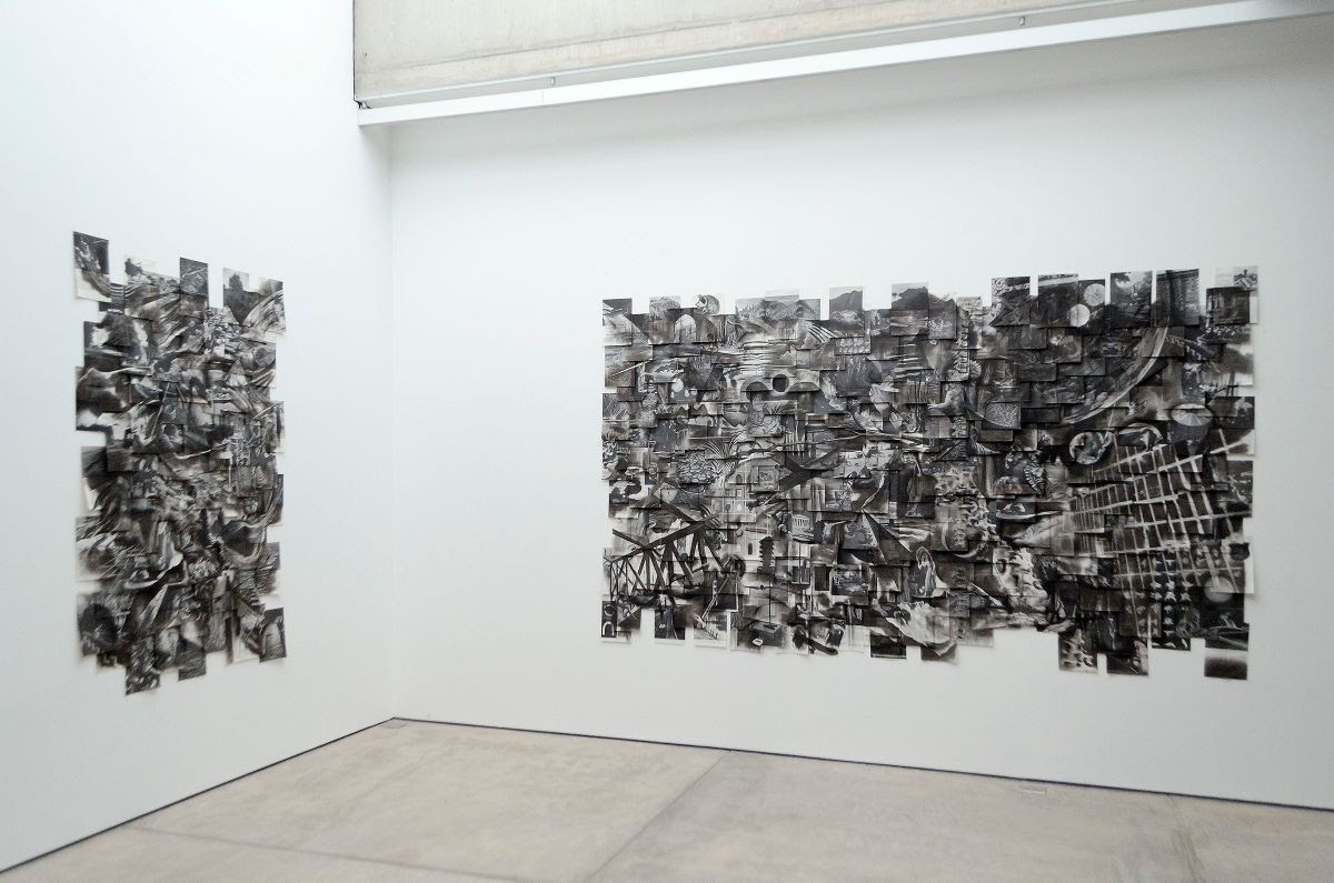 fine art exhibition  in mexico titled CLANDESTINE SIESTAS Mauro giaconi