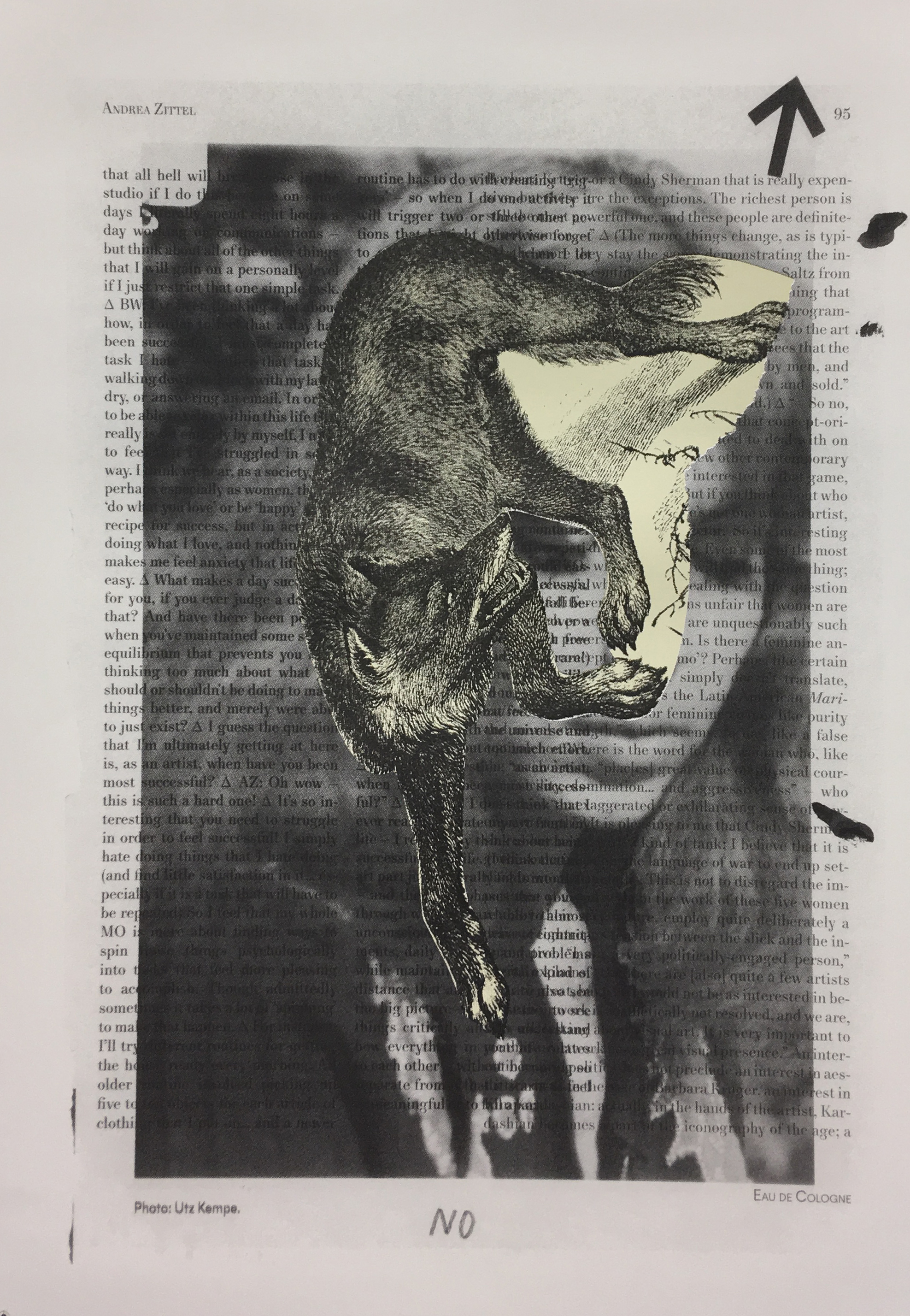 Daniel Richter, Untitled, 2019, Edition of 11