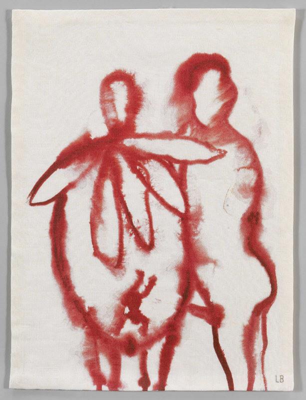 Louise Bourgeois, The Family, 2007. Courtesy of Carolina Nitsch