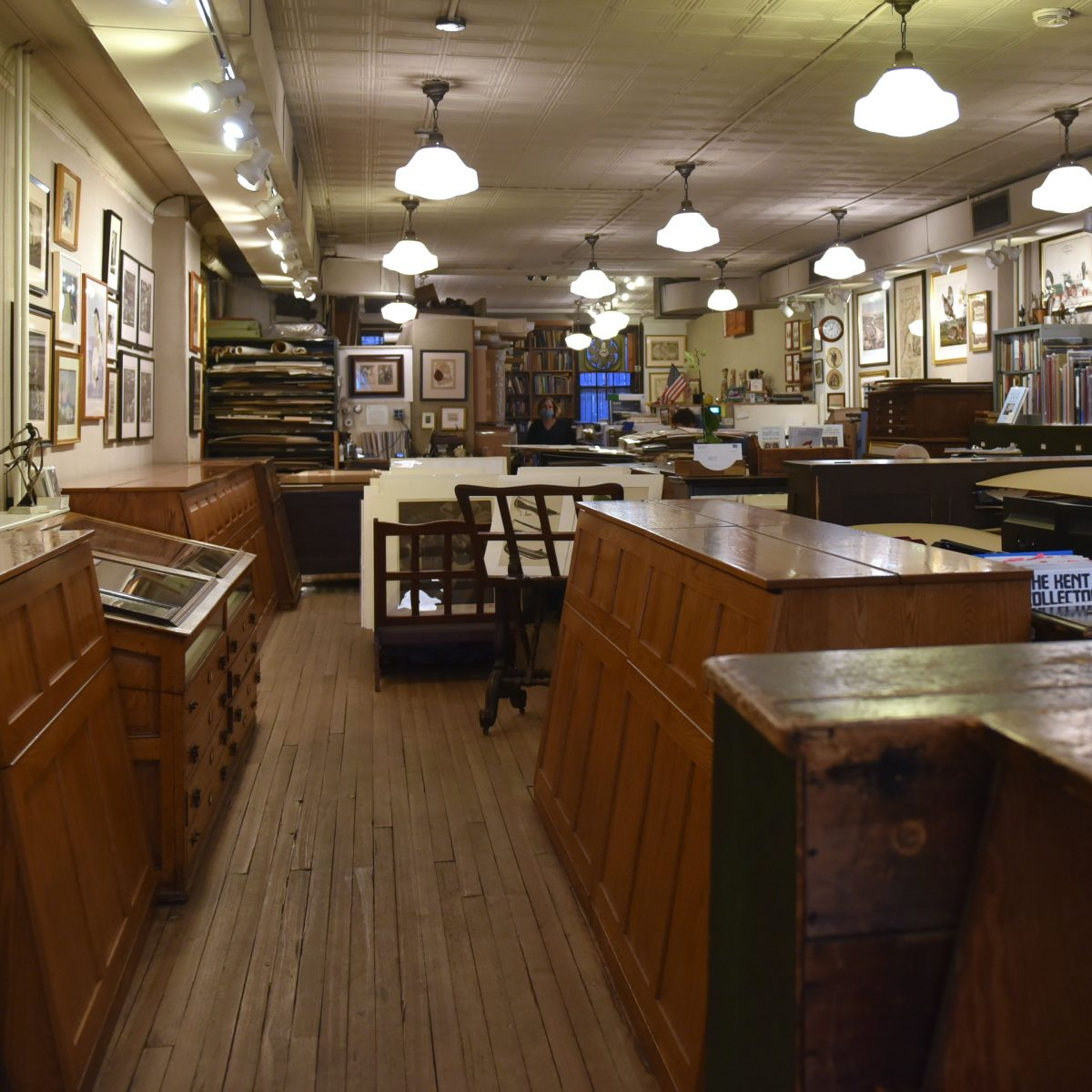 The Old Print Shop, Inc.